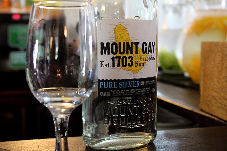 Mount Gay Rum em Barbados (Foto: Esse Mundo É Nosso)