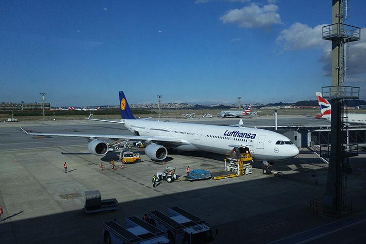Como é voar Lufthansa na classe econômica (Foto: Esse Mundo É Nosso)