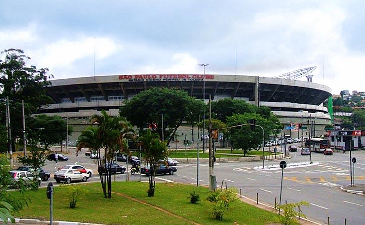 Como ir ao Estádio do Morumbi de metrô e ônibus (Foto: Domínio Público)