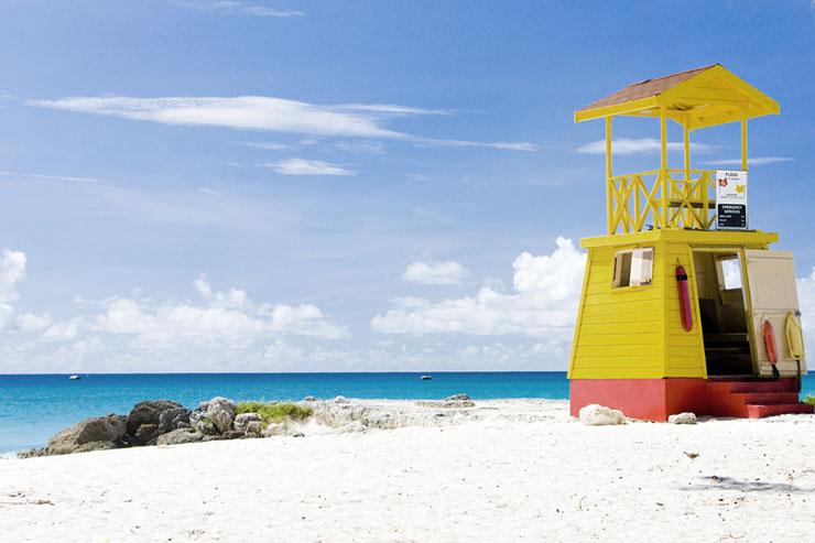 Melhores praias de Barbados: Enterprise Beach (Foto via Shutterstock)