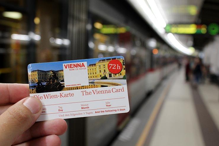 Vienna Card (Foto: Esse Mundo É Nosso)
