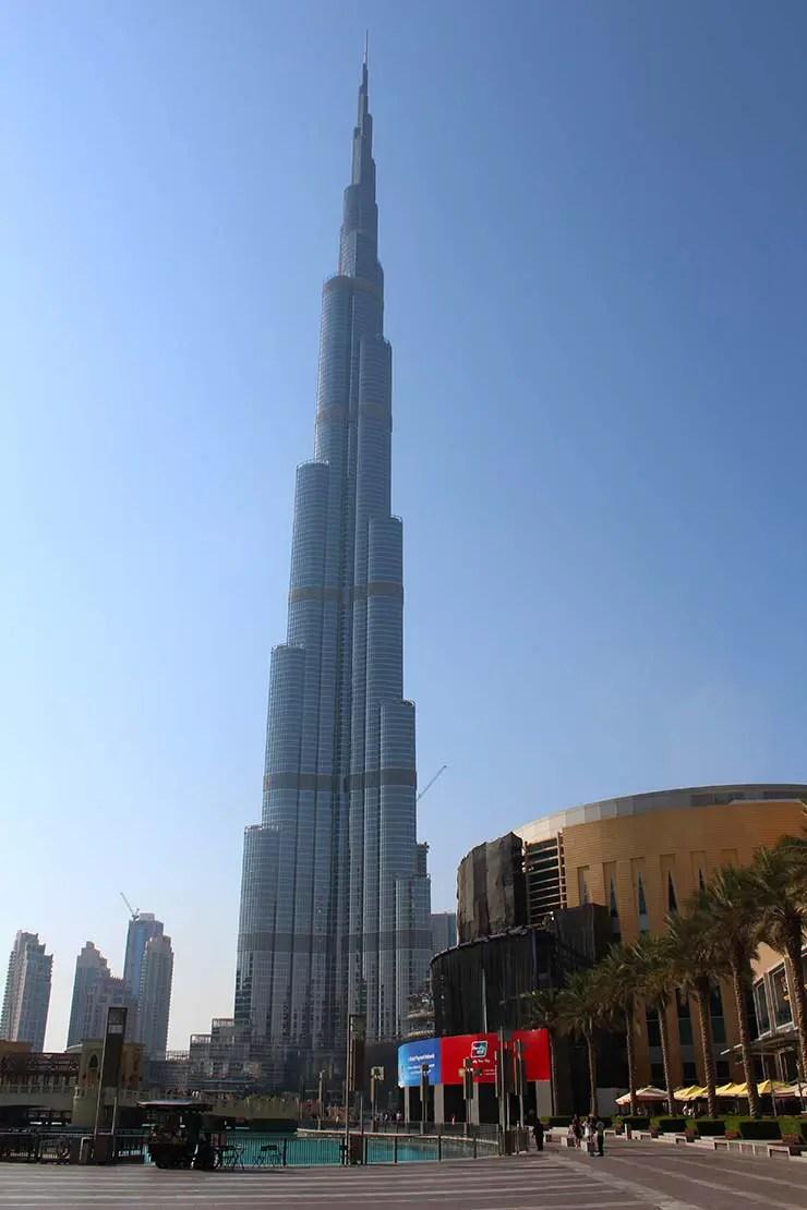 O que fazer em Dubai em um dia (Foto: Esse Mundo é Nosso)