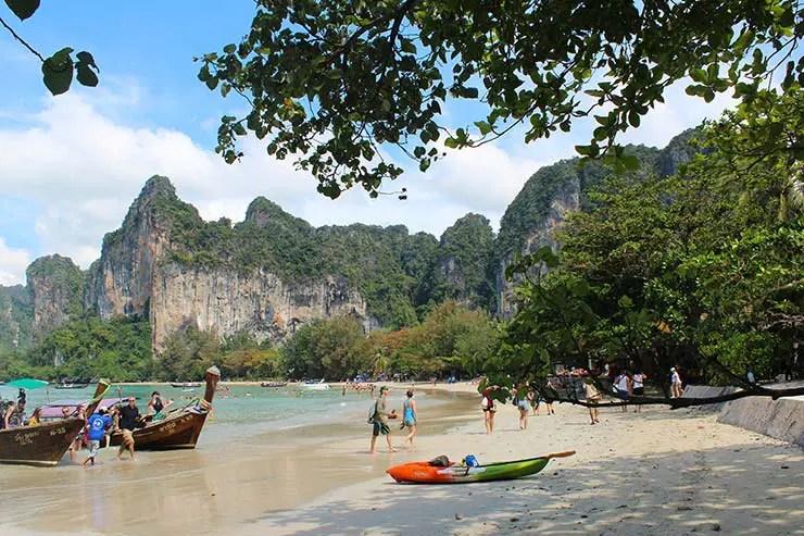 Como chegar em Railay, Tailândia (Foto: Esse Mundo É Nosso)