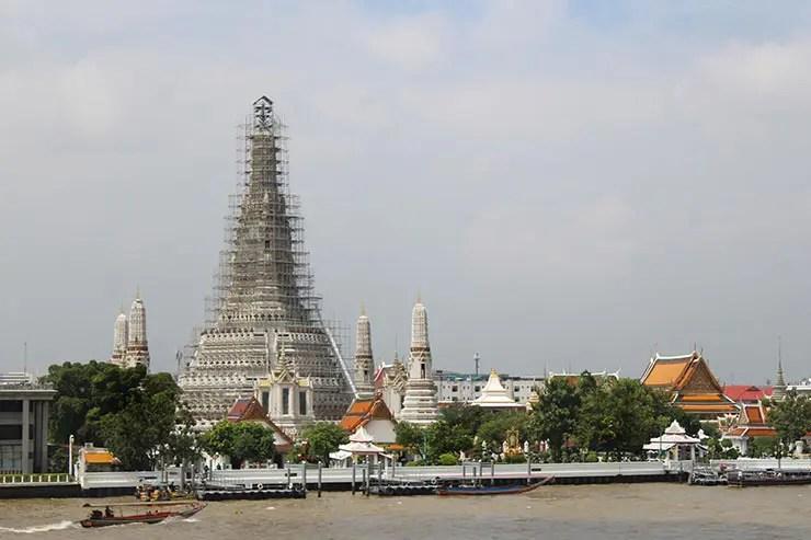 Dica de hotel em Bangkok: Riva Arun Bangkok (Foto: Esse Mundo É Nosso)