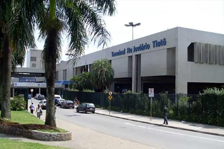 Como chegar à Rodoviária do Tietê em São Paulo (Foto: Socicam)