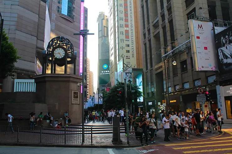 Compras em Hong Kong (Foto: Esse Mundo é Nosso)