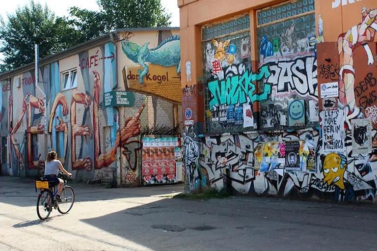 Bicicleta em Berlim: Um dos melhores jeitos de passear