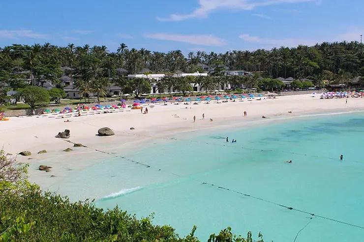Melhores praias da Tailândia - Raya Island, Phuket (Foto: Esse Mundo É Nosso)
