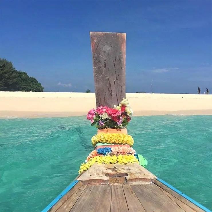 Melhores praias da Tailândia - Bamboo Island (Foto: Esse Mundo É Nosso)
