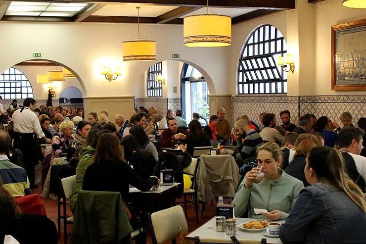 Onde comer em Lisboa: Pastéis de Belém (Foto: Esse Mundo É Nosso)