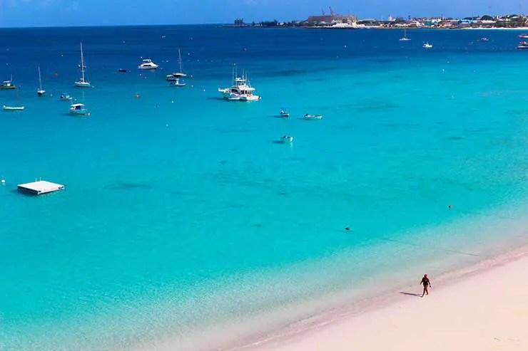 Lua de mel no Caribe - Barbados (Foto: Esse Mundo é Nosso)
