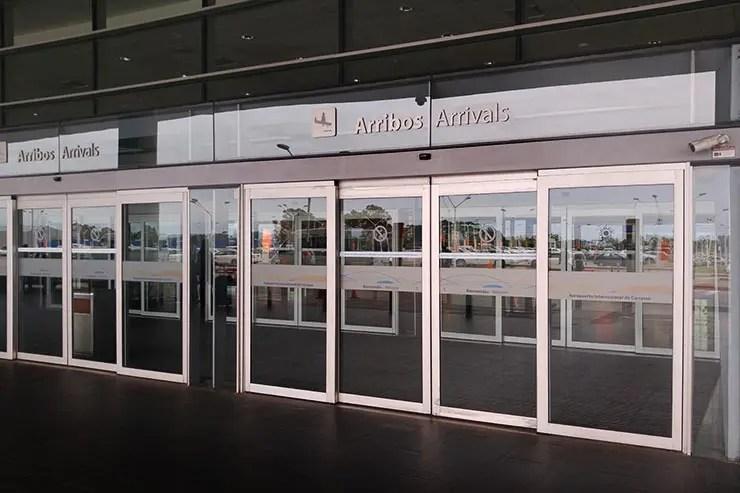 Como ir do aeroporto de Montevidéu ao Centro (Foto: Esse Mundo É Nosso)