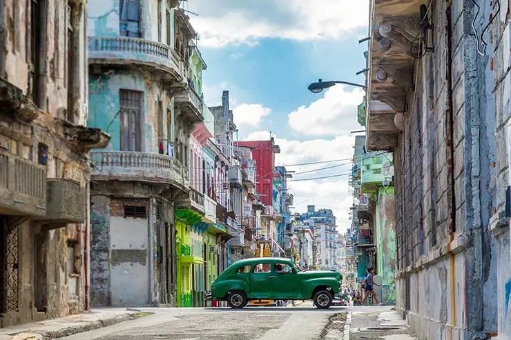 Lua de Mel no Caribe: Havana, Cuba