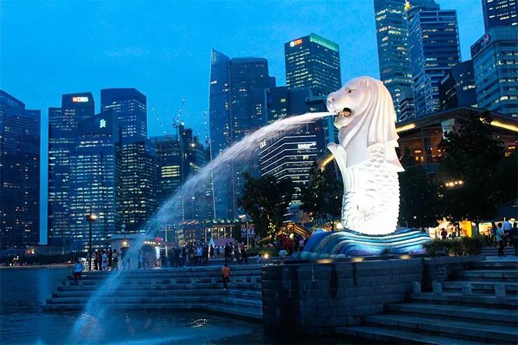 Cingapura ou Singapura? (Foto: Esse Mundo É Nosso)