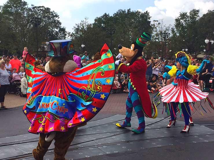 Disney com crianças pequenas (Foto: Esse Mundo é Nosso/Thaís Santos)