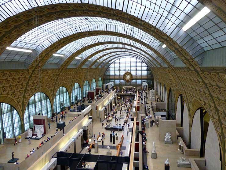 OqueFazerEmParis02O que fazer em Paris: Museu d'Orsay (Foto: Esse Mundo é Nosso)