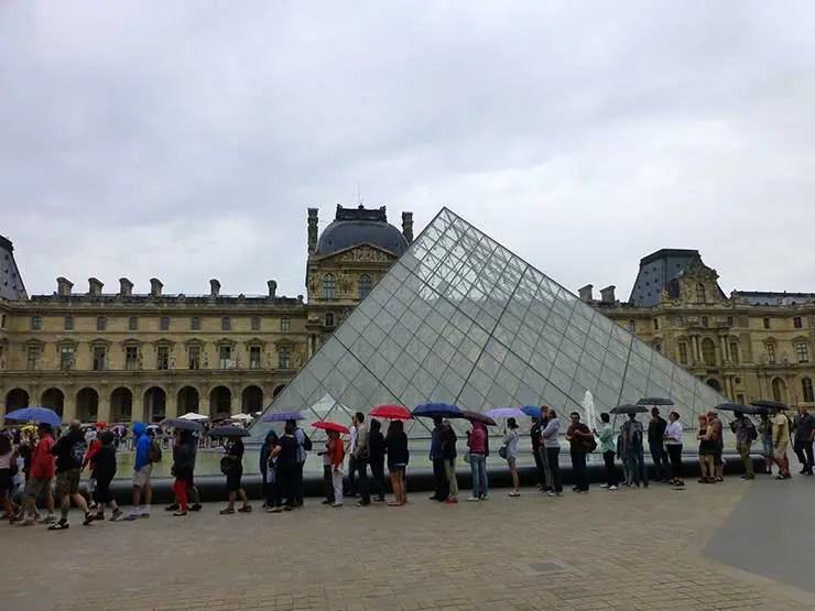 O que fazer em Paris: Louvre (Foto: Esse Mundo é Nosso)