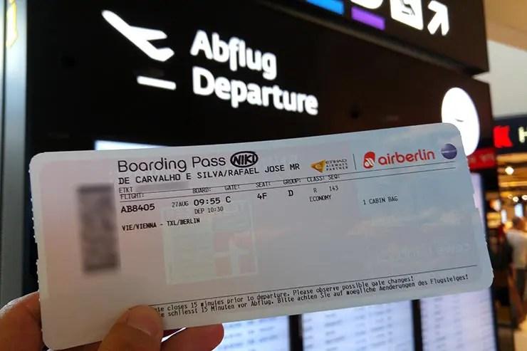 Como é voar Air Berlin (Foto: Esse Mundo É Nosso)