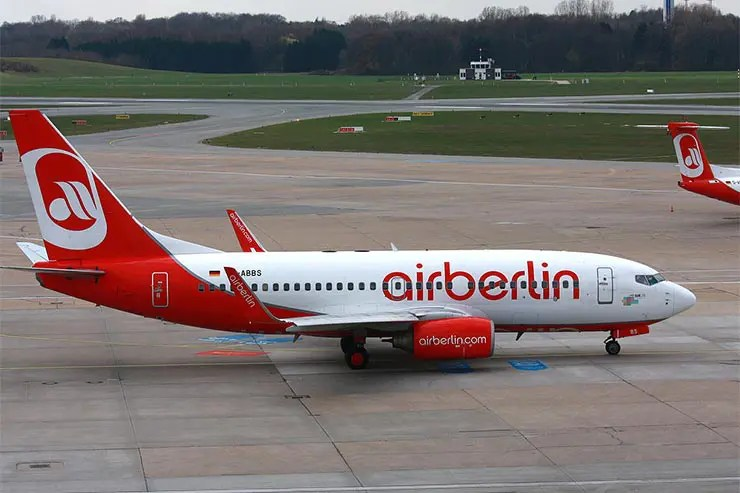 Como é voar Air Berlin (Foto Wo st 01 / Wikimedia Commons / CC-BY-SA-3.0-DE)