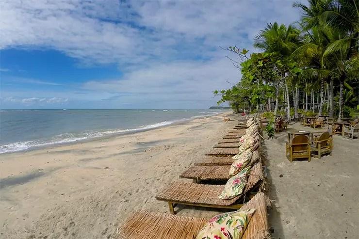 Praias de Trancoso - Praia do Espelho (Foto: Esse Mundo É Nosso)