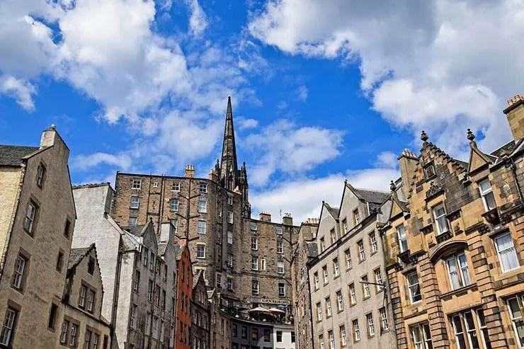 As melhores cidades para se viver no mundo: Edimburgo