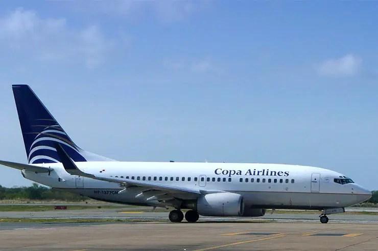 Como é voar na Classe Executiva da Copa Airlines [Foto: Christopher T Cooper (CC BY 3.0)]