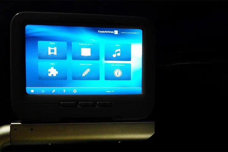 Como é voar na Classe Executiva da Copa Airlines (Foto: Esse Mundo É Nosso)