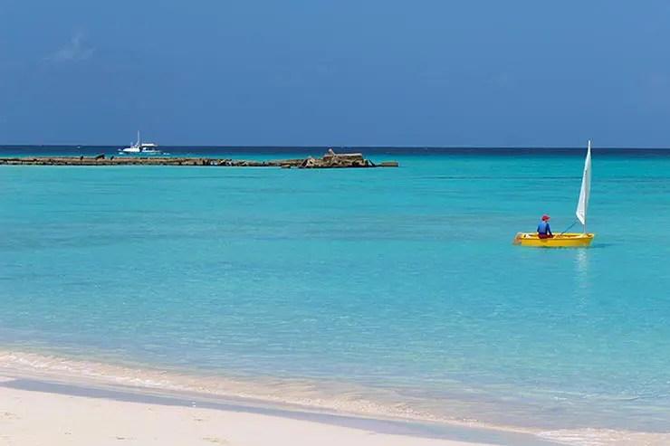 Quando ir pra Barbados (Foto: Esse Mundo É Nosso)