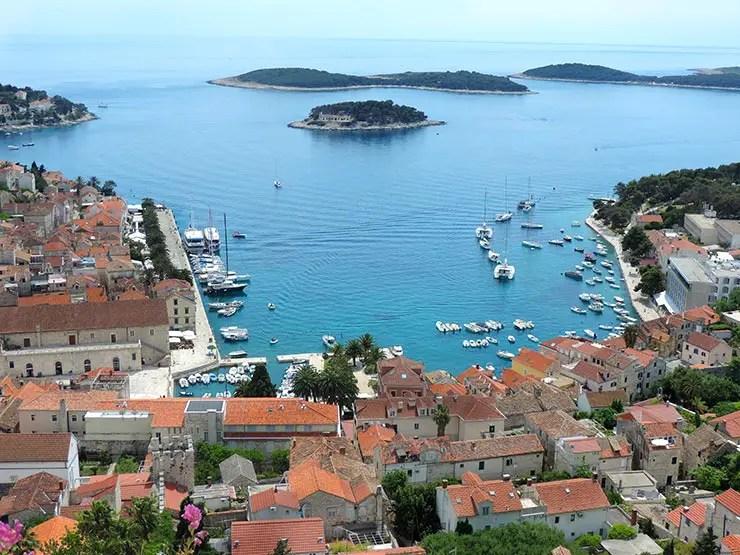 Roteiro na Croácia: Hvar (Foto: Esse Mundo É Nosso)
