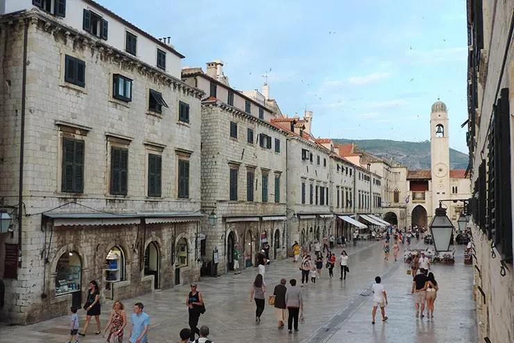 Roteiro na Croácia: Dubrovnik (Foto: Esse Mundo É Nosso)