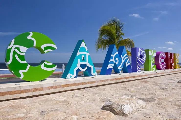 Dicas de Campeche, México: Malecón (Foto via Shutterstock)