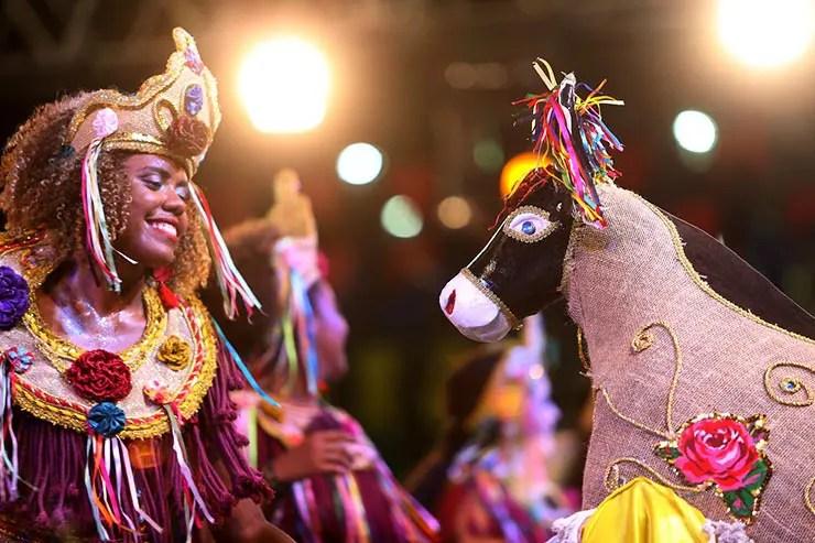 Festa Junina de São Luís - Bumba Meu Boi (Foto: Roberto Castro/Mtur)