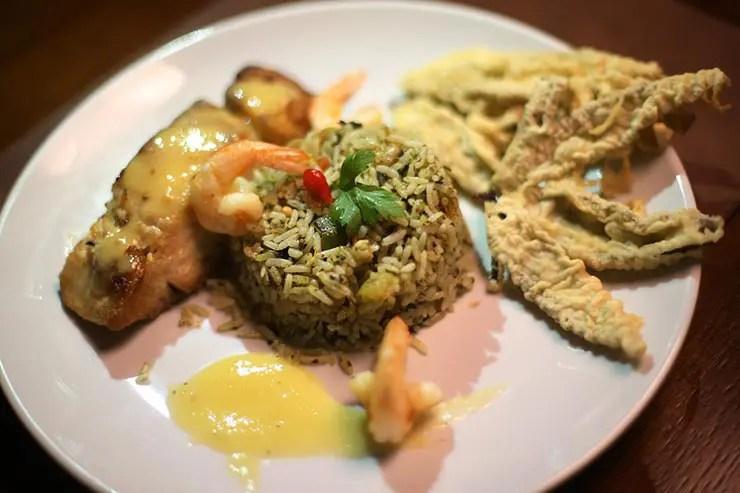 Onde comer em São Luís - Restaurante Casa Sete (Foto: Roberto Castro/MTur)