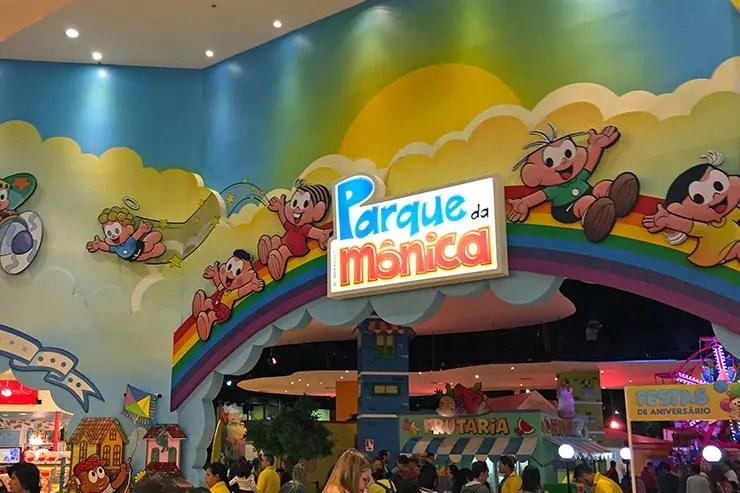 Parque da Mônica (Foto: Esse Mundo é Nosso)