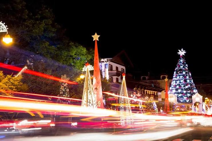 Quando ir pra Gramado e Canela: Natal Luz (Foto via Shutterstock)