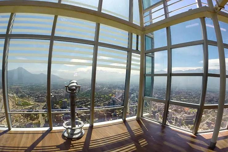 10 motivos pra viajar pra Santiago (Foto: Esse Mundo É Nosso)