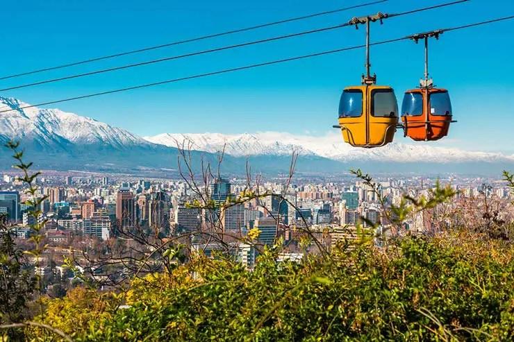 Quando ir pra Santiago (Foto via Shutterstock)