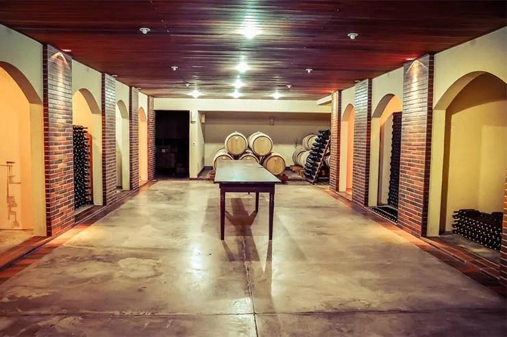 Vinícolas em Curitiba e arredores (Foto: Divulgação @vinicolafrancoitaliano)