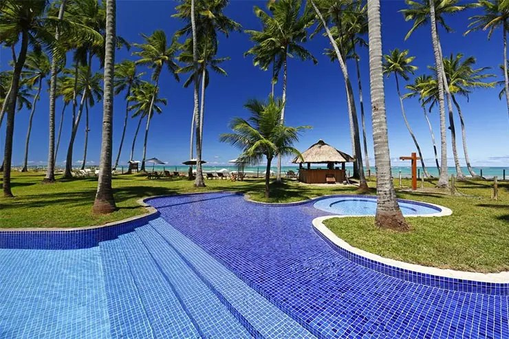 Onde ficar na Praia dos Carneiros - Pontal dos Carneiros (Foto: Divulgação)