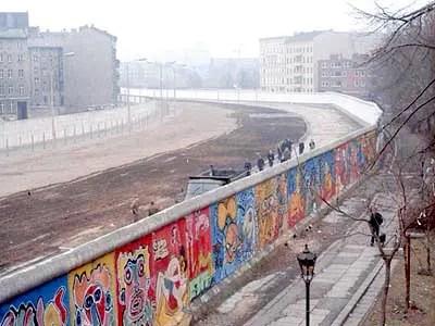Muro de Berlim [Foto: Noir (CC BY-SA 3.0)]