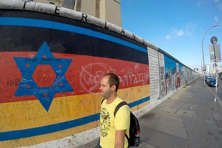 Onde ver o Muro de Berlim - East Side Gallery (Foto: Esse Mundo É Nosso)