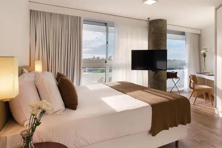 Hotel Dazzler - Onde ficar em Colonia del Sacramento, Uruguai (Foto: Divugação)