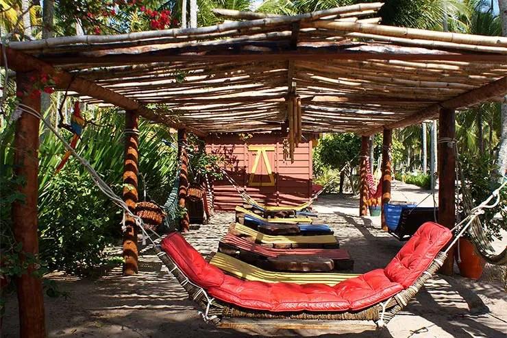 Onde comer na Praia dos Carneiros: Bora Bora (Foto: Divulgação)
