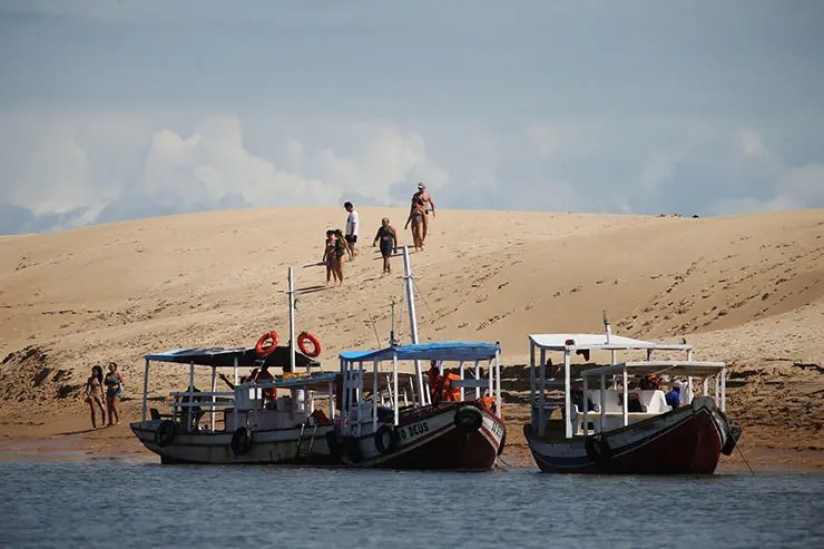 Raposa, Maranhão (Foto: Roberto Castro/Mtur)