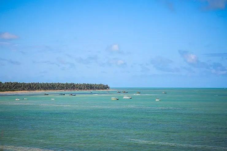 Roteiro de carro de Maceió a Recife - Japaratinga (Foto: Cortesia/Honda)