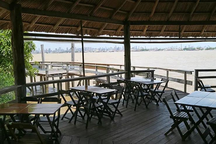 Saldosa Maloca na Ilha do Combu, em Belém (Foto: Esse Mundo É Nosso)