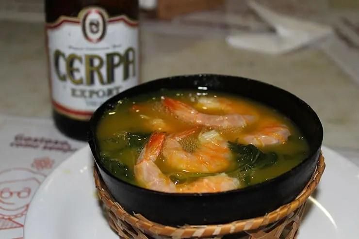 Culinária paraense - Pratos típicos do Pará: Tacacá (Foto: Esse Mundo É Nosso)
