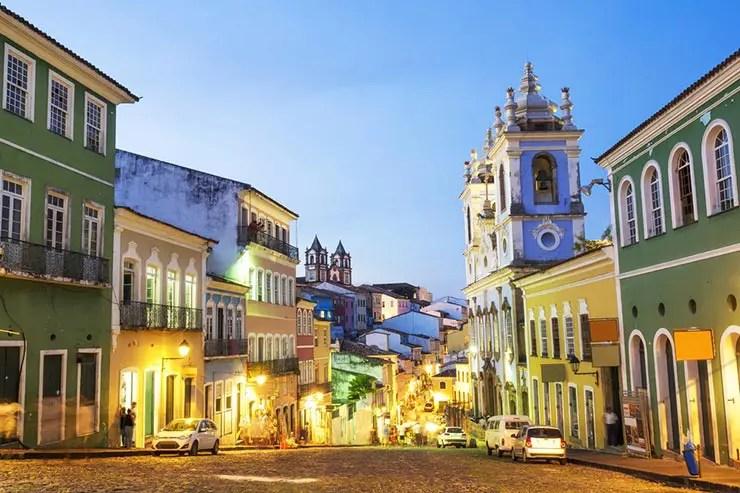Melhores destinos pra viajar em 2018 - Salvador, Bahia (Foto via Shutterstock)