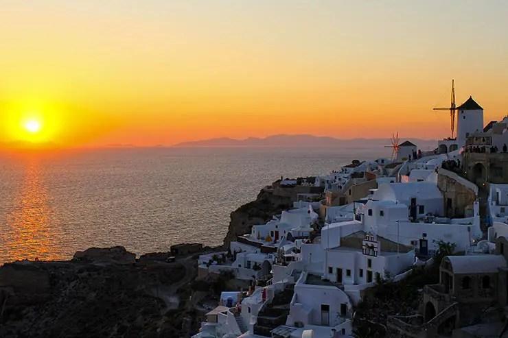 Quando ir pra Grécia  Qual a melhor época pra viajar (Foto  Esse Mundo ec10f1d905
