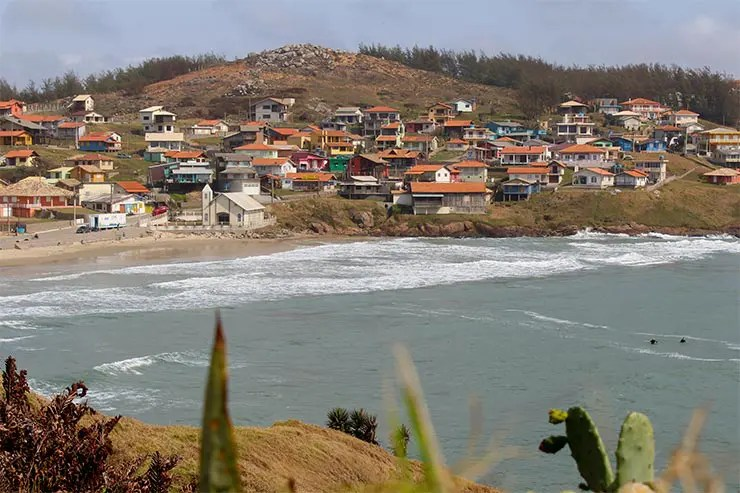 Rota da Baleia Franca: Farol de Santa Marta (Foto: Esse Mundo É Nosso)